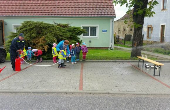Malí hasiči 2017