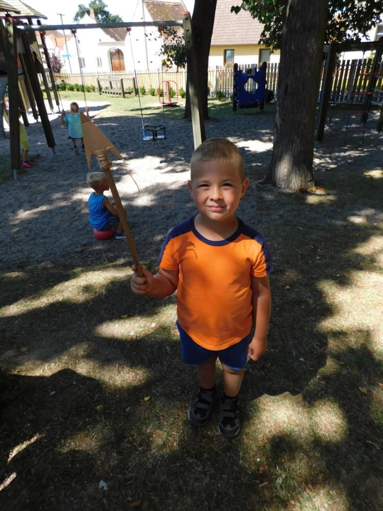 Cesta do pravěku – Příměstský tábor 2018