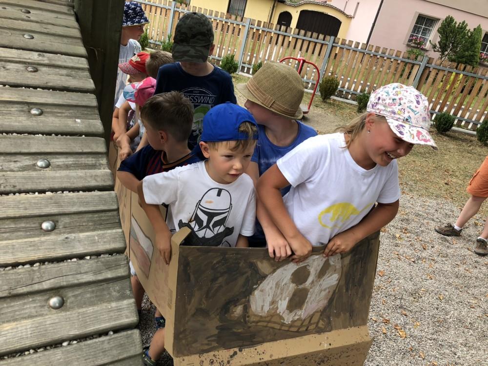Týden s angličtinou – příměstský tábor 2018